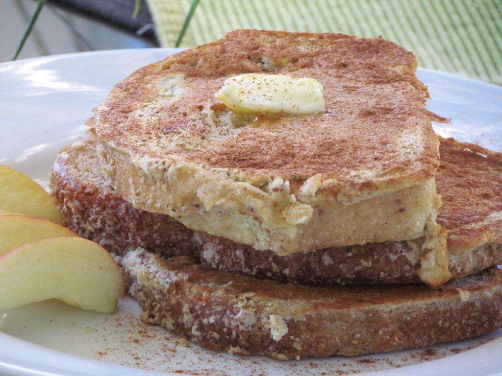 This recipe is packed with flavor. The combination of apples and cinnamon is spot on!