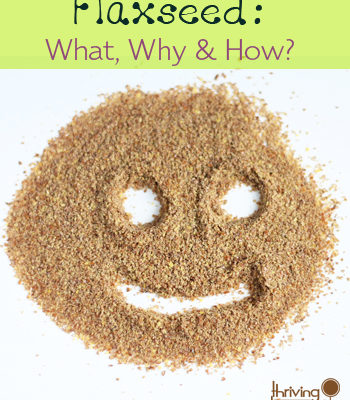 Why Eat Flaxseed?