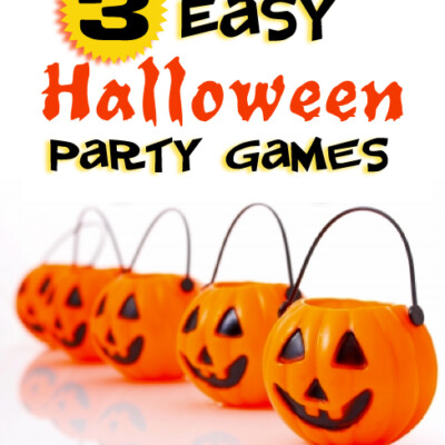 Easy Halloween Party Games