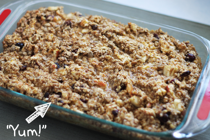 Baked Oatmeal Recipe: Hearty, Healthy and Delicious!