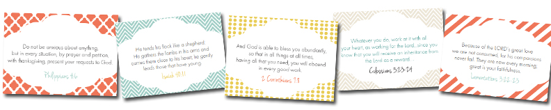 25 encouraging bible verse cards for moms get yours today