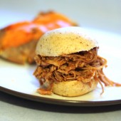 Slow Cooker Pulled Pork {Freezer Meal}