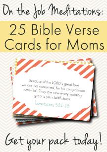 verse card sidebar ad