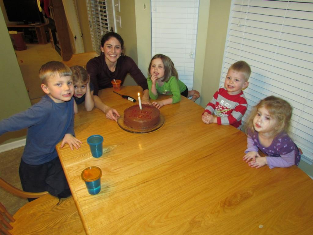 jesus' birthday cake