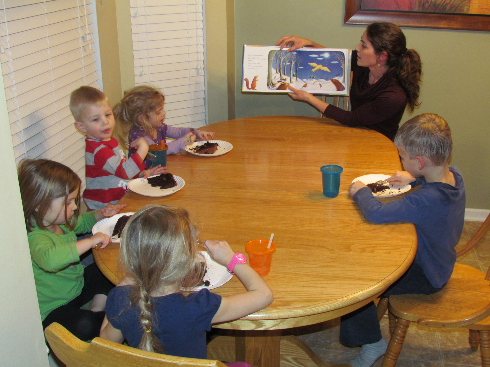 10 Holiday Activities at Family Gatherings
