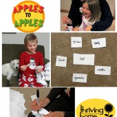 """How to Make Your Own """"Apples to Apples"""" Game"""