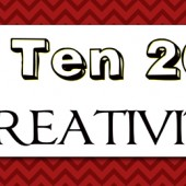 2013 Top Ten Posts: Creativity