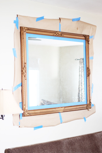Mirror Makeover Thriving Home