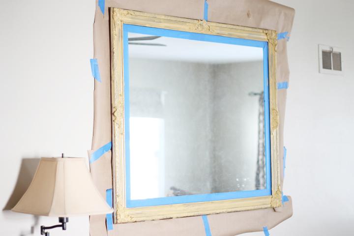 progress on mirror