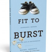 "Interview with Author Rachel Jankovic (+ ""Fit to Burst"" Giveaway)"