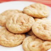 cookie recipe snickerdoodle