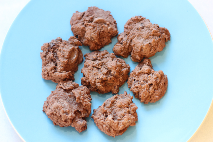These mocha chip cookies are light and fluffy. You'll love the dark chocolate chips and the hint of coffee. They're sure to be a hit at your next gathering!