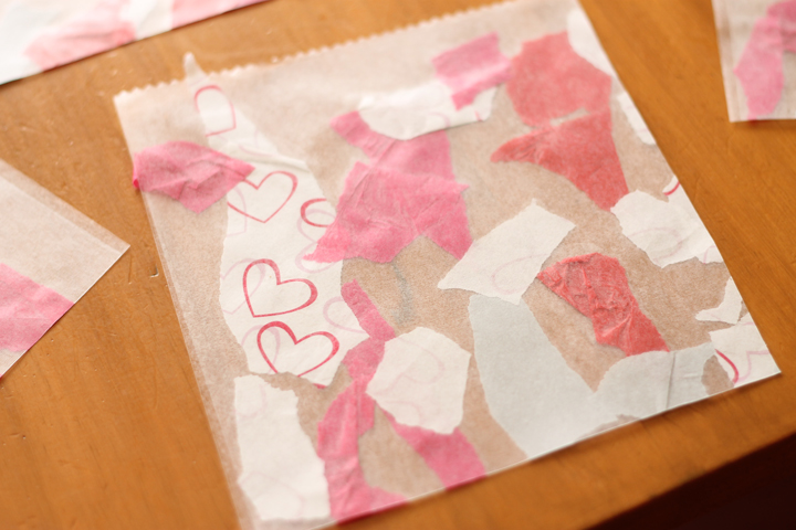toddler craft for valentines day