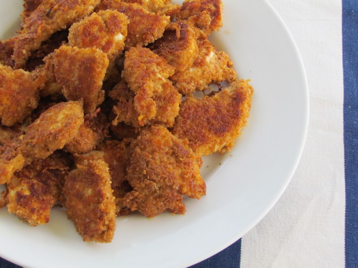 Homemade Chicken Nuggets - They are AWESOME!