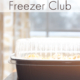how to start a freezer club