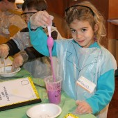 Science Birthday Party: How to Make Slime