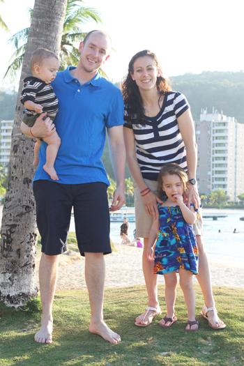 Jamaica-Family