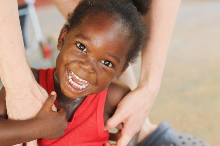 Jamaica-smile