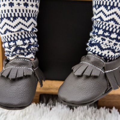 The Cutest Baby Moccasins Ever (+ a Giveaway & Special Offer) - Expired