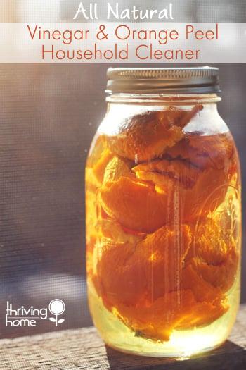diy orange peel cleaner