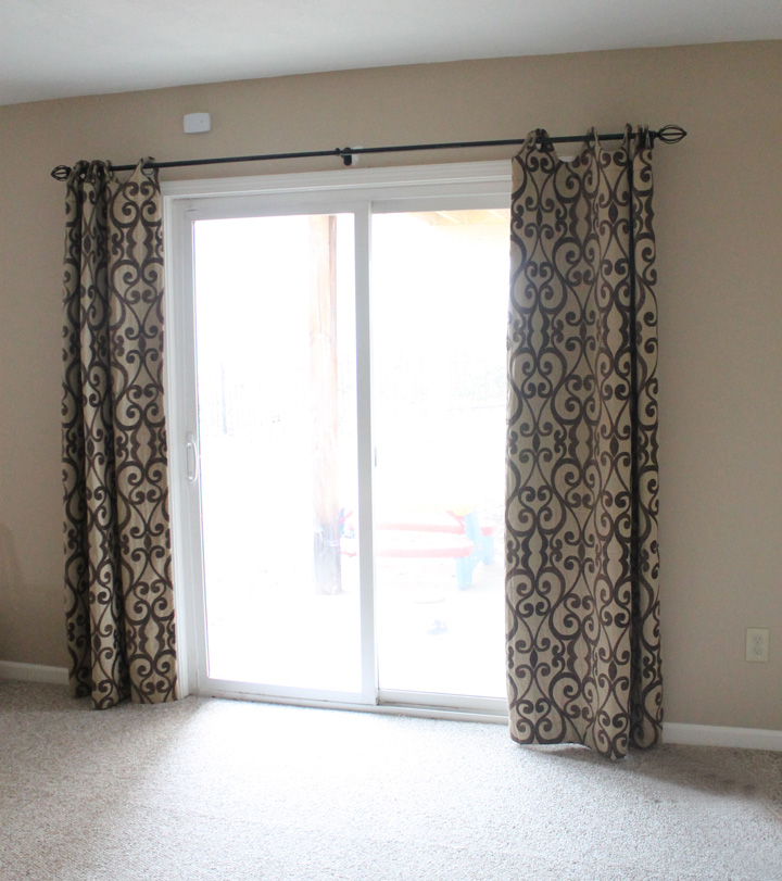pictures patio blind room door blinds grande sliding