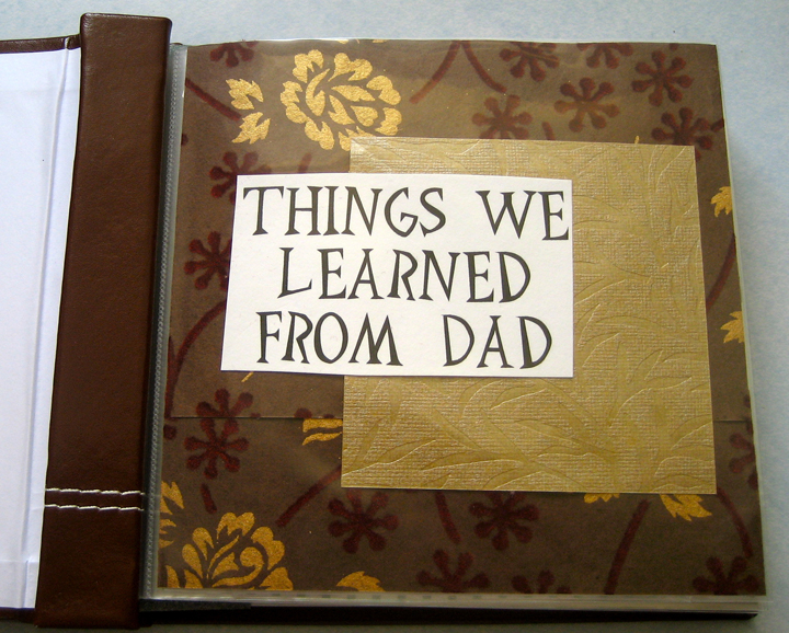 Thoughtful father s day gift idea thriving home for Meaningful gifts for dad from daughter
