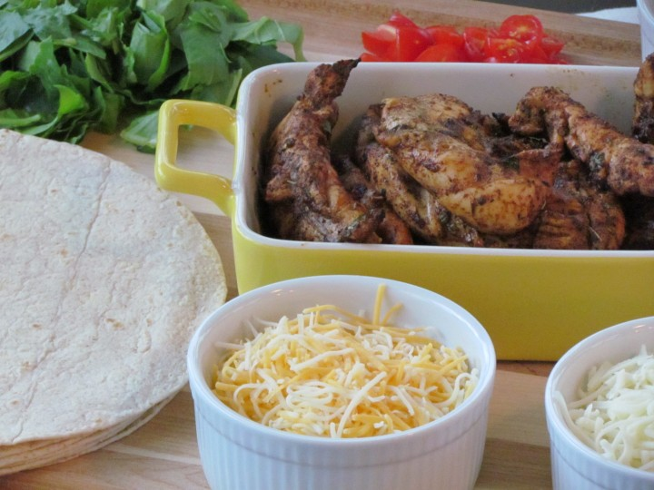 This southwest marinade is sure to please all the eaters in your house. It is full of flavor, but not spicy.