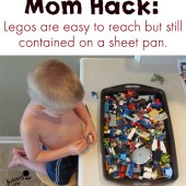 Mom Hack: Make Your Lego Problems Go Away