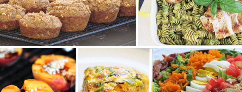50+ Delicious Recipes for Summer Produce