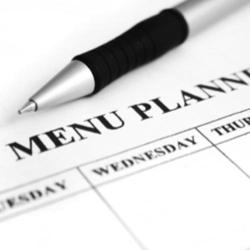 Real Food Menu: September 7-14