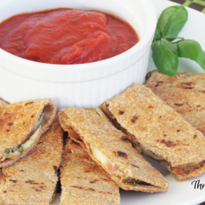 Pizzadillas: A Quick Kid Favorite for Lunch or Dinner