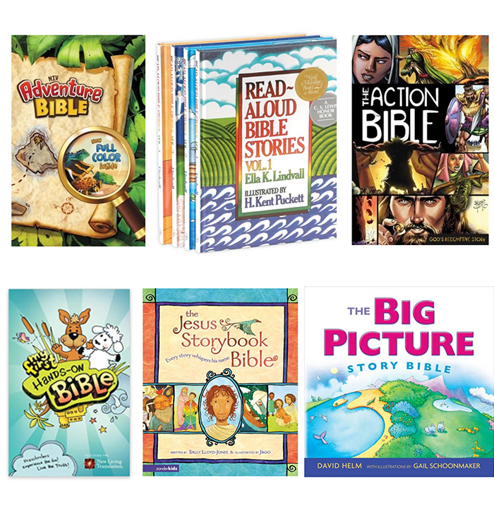 What S The Best Kid S Bible
