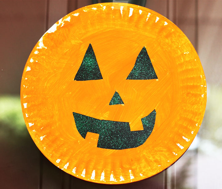 halloween craft for preschooler
