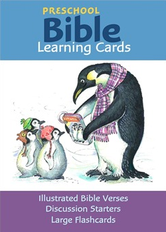 Bible Learning Cards