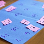Preschool Number Learning Game