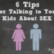 talking to your kids about sex