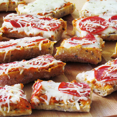 Whole Grain Pizza Bread {Freezer Meal}