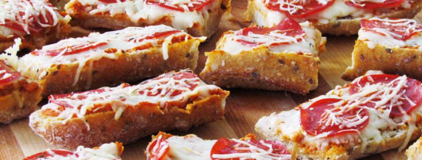 Whole Grain Pizza Bread