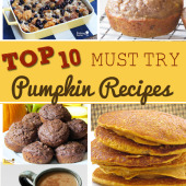 Top 10 Must-Try Pumpkin Recipes on Thriving Home