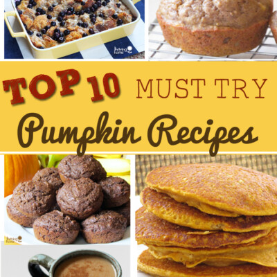 Top 10 Must Try Pumpkin Recipes