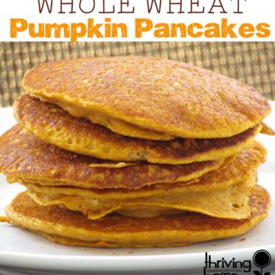 Reader Poll: Pumpkin Pancake Picture Problems