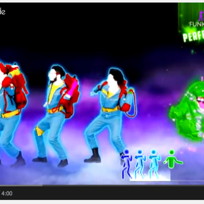 Just Dance Family Exercise Videos--Free!