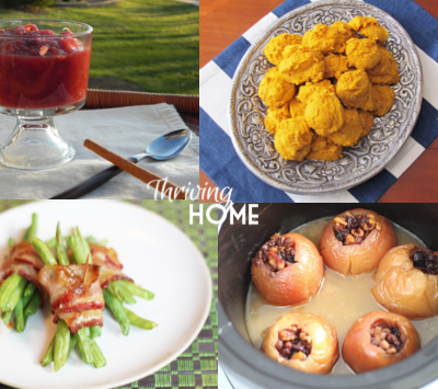 13 Favorite Thanksgiving Meal Sides