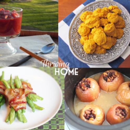 13 Thanksgiving Sides