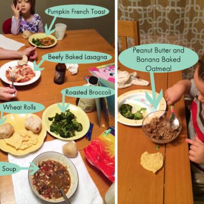 Funny Little Dinner