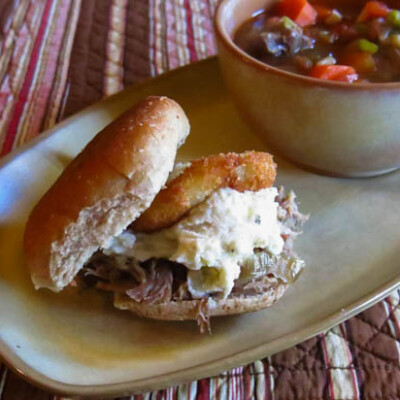 Pot Roast Sliders