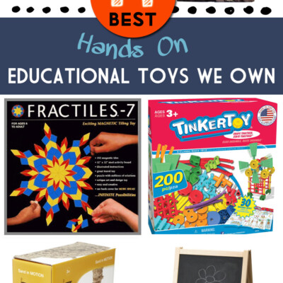 The 14 Best Hands-On Educational Toys We Own