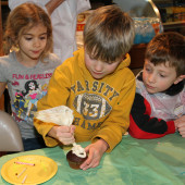Science Birthday Party: Crazy Cupcake Concoctions