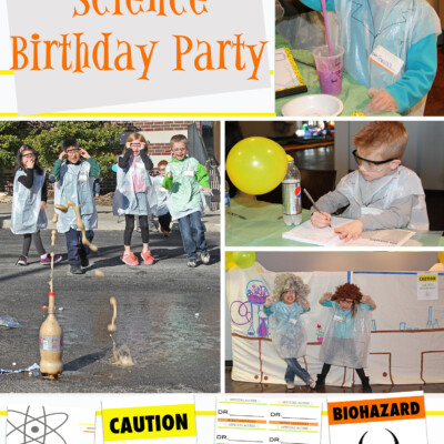 Easy and Cheap Science Birthday Party: A Complete Guide