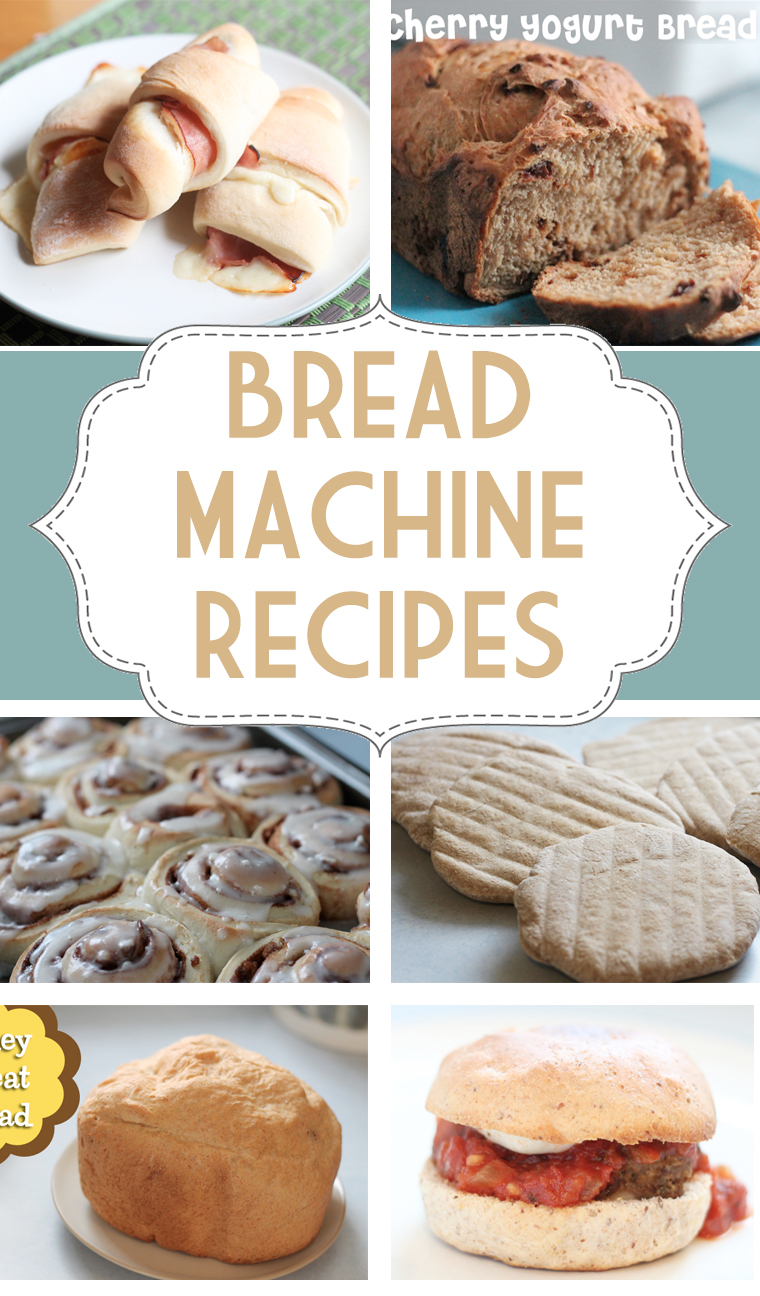 Bread Machine Recipes Archives - Thriving Home